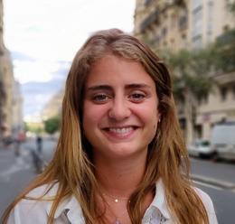 Photo de Amandine Vivier, Chef de projet - Capsens