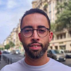 Photo de Younes Serraj, Développeur - Capsens
